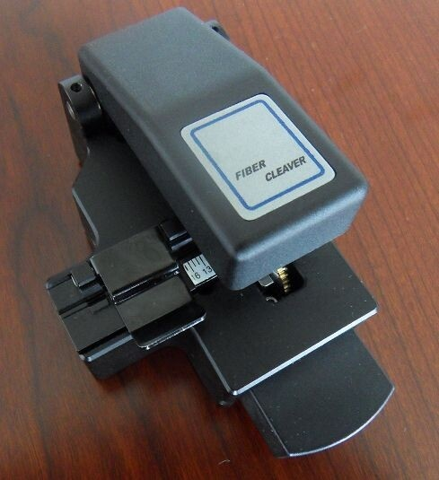 Fiber Optic Cleaver TC-80