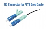Fiber Optic FTTH Fast Connector