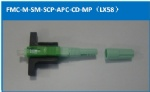 SC/APC Optical Fast Connector