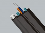 Self-supporting Fiber Optic Drop Cable